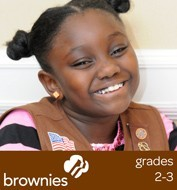 Girl Scout Brownies