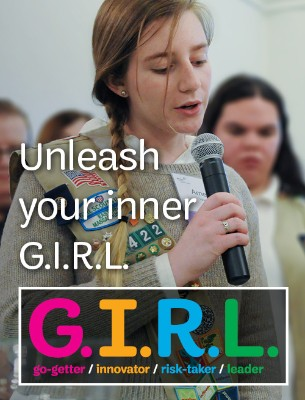 Unleash your inner G.I.R.L.