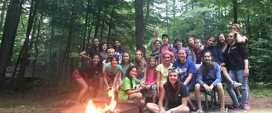 Join the Girl Scout Camp Team!