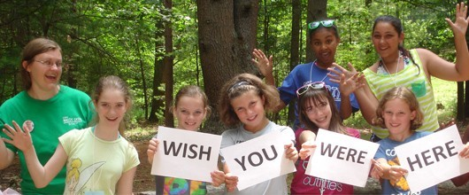 Wish you were at camp!