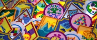 42 New Girl Scout Badges