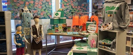 Girl Scout Store