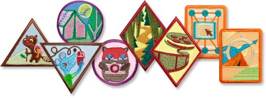 Badges Girl Scouts Of Eastern Massachusetts
