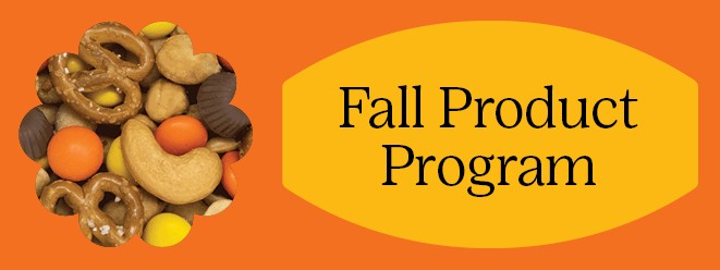 Fall Product Program