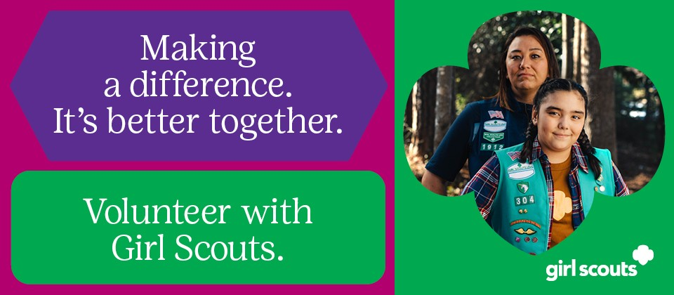 Girl Scout Volunteer